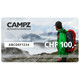 CAMPZ Geschenkgutschein CHF 100